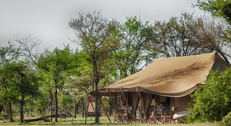 Serian's Serengeti North Tent