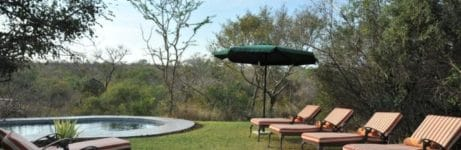 Waterbuck Lodge Poolside