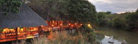 Waterside Lodge View