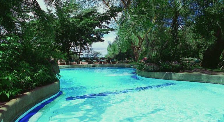 Amboseli Serena Safari Lodge Swimming Pool