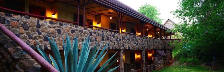 Kilaguni Serena Safari Lodge View