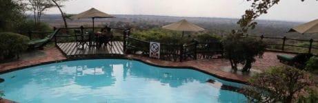 Kirawira Serena Camp Pool