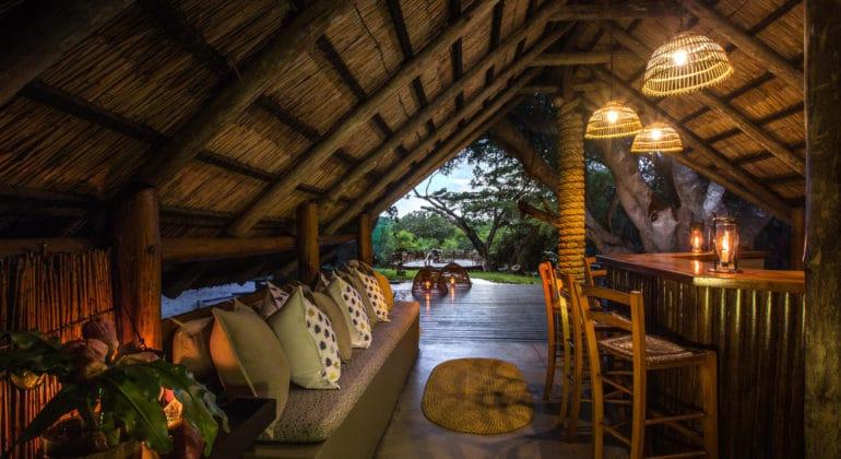 Kosi Forest Lodge Bar