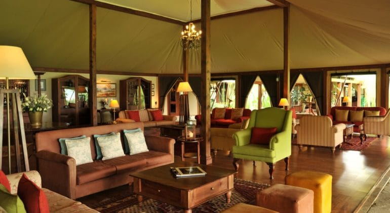 Lake Elmenteita Serena Camp Lounge