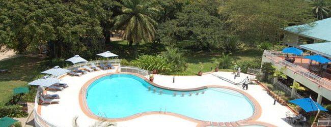 Lake Kivu Serena Hotel Pool