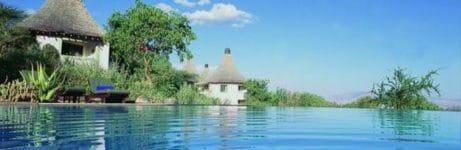 Lake Manyara Serena Safari Lodge View