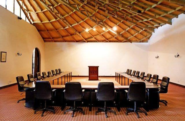Lake Naivasha Sopa Lodge Conference Room