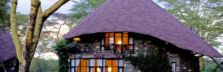 Lake Naivasha Sopa Lodge Room Exterior