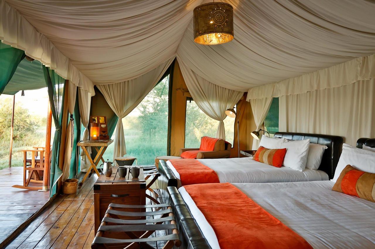 Lemala Mara Mobile Tented C& Accommodation & Lemala Mara Mobile Tented Camp Accommodation - Chalo Africa
