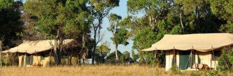 Lemala Mara Mobile Tented Camp Tents