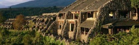 Ngorongoro Serena Safari Lodge View