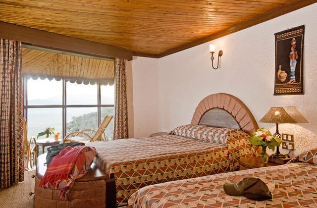 Ngorongoro Sopa Lodge Room