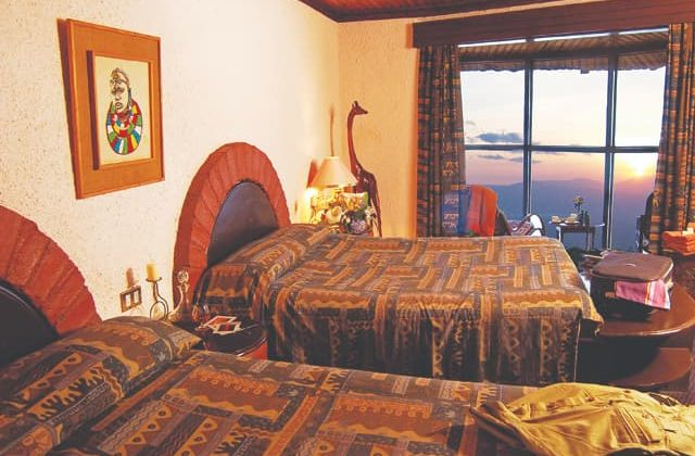 Ngorongoro Sopa Lodge Room Interior
