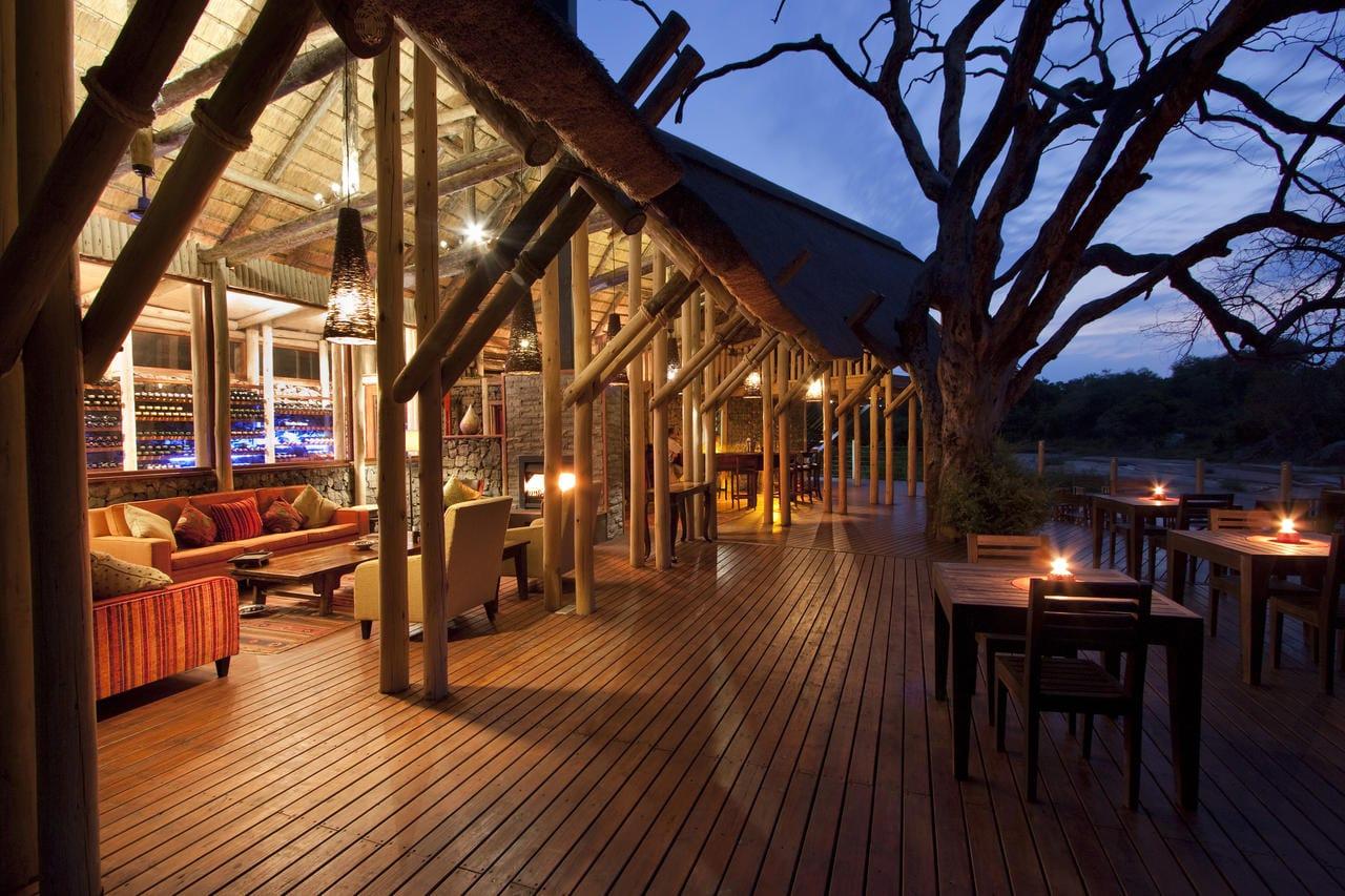 Rhino Post Safari Lodge Main Lodge