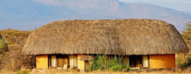 Samburu Sopa Lodge Cottage