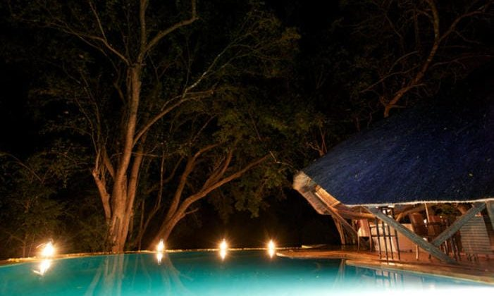 Selous Serena Camp Pool