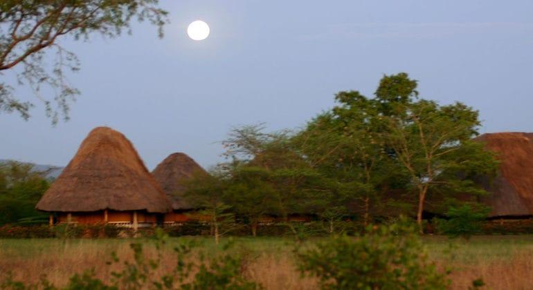 Semliki Lodge View