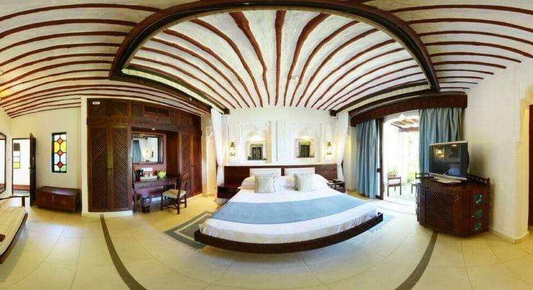 Serena Beach Resort And Spa Family Room