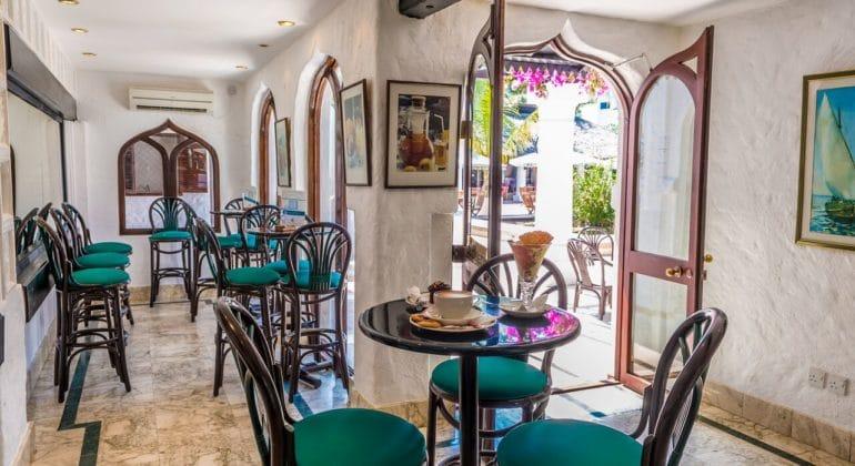 Serena Beach Resort And Spa Ice Cream Parlour