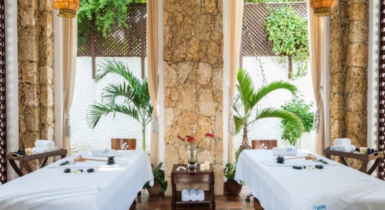 Serena Beach Resort And Spa Massage Room