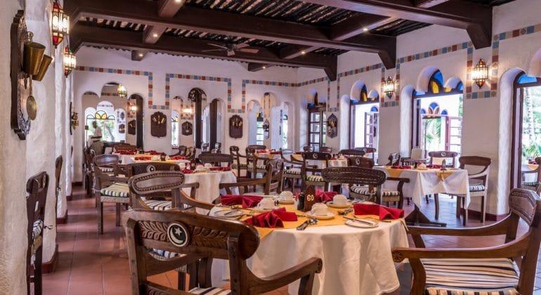 Serena Beach Resort And Spa Restaurant