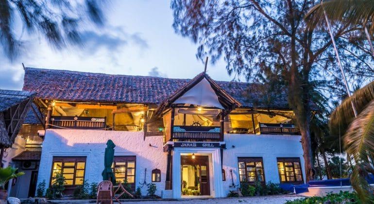 Serena Beach Resort And Spa Restaurant View