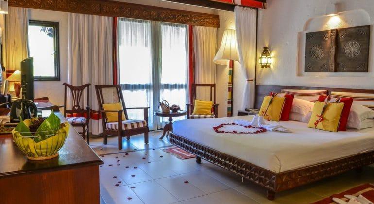 Serena Beach Resort And Spa Room