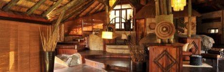 Serena Mivumo River Lodge Interiors