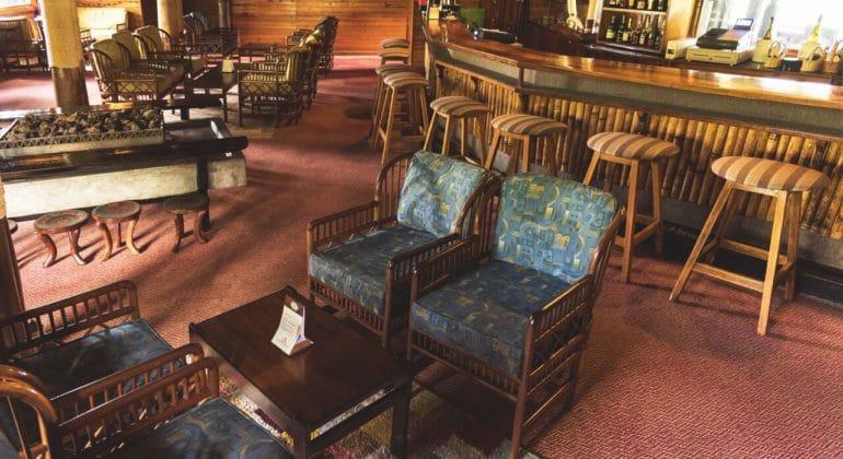 Serena Mountain Lodge Bar Lounge