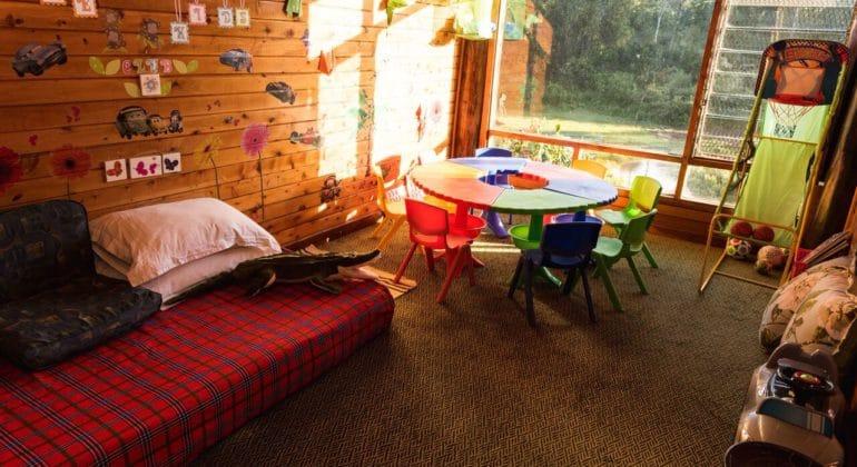 Serena Mountain Lodge Serena Kids Club