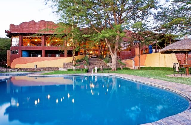 Serengeti Sopa Lodge Pool