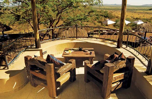 Serengeti Sopa Lodge Verandah