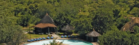 Tarangire Sopa Lodge View