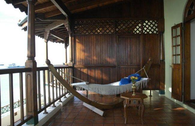 Zanzibar Serena Hotel Balcony