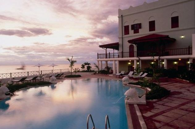 Zanzibar Serena Hotel Pool