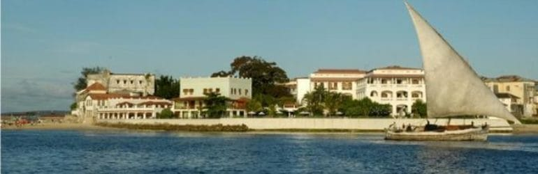Zanzibar Serena Hotel View