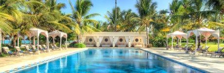 Baraza Resort And Spa Poolside
