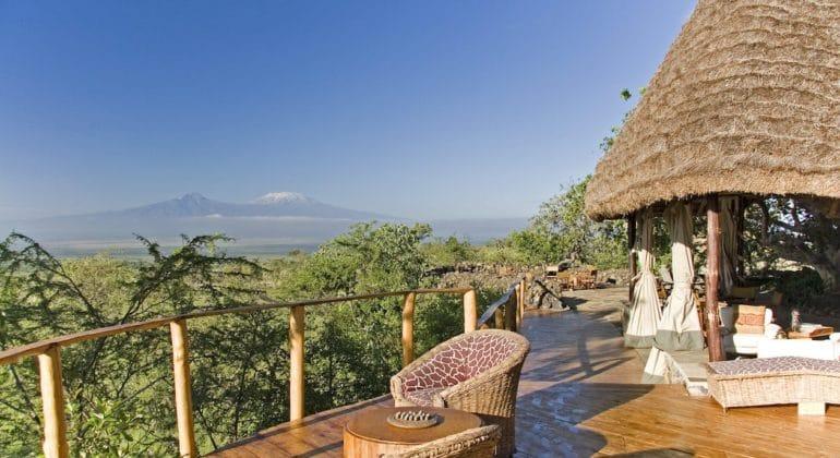 Campi Ya Kanzi Tembo House
