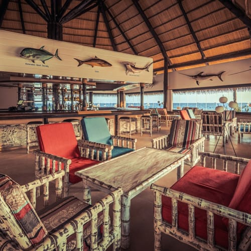 Hemingways Watamu Bar