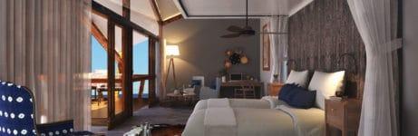 Kwando Splash Camp Bedroom