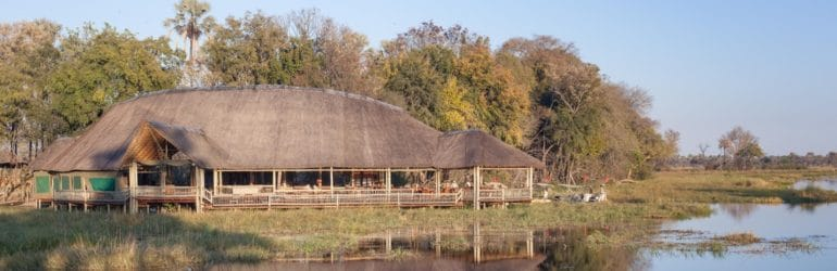 Moremi Crossing View 1