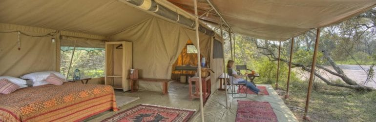 Ol Pejeta Safari Cottages Tent