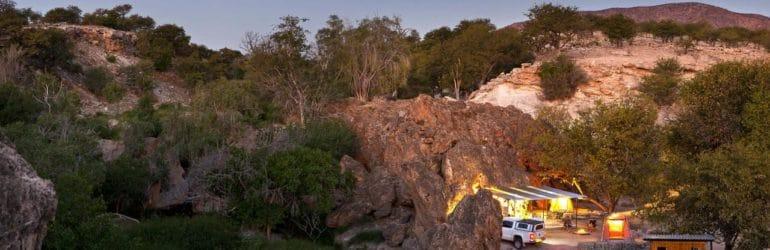 Ongongo Campsite