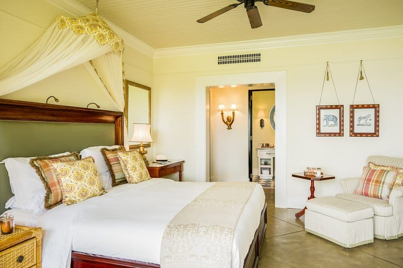 Victoria Falls Hotel Deluxe Room