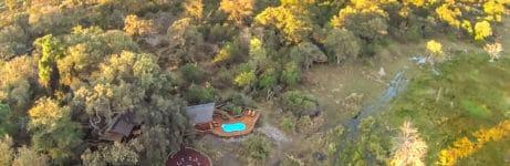 Rra Dinare (father Buffalo) Aerial View