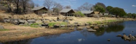 Ruaha River Lodge View