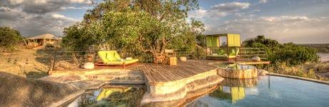 Serengeti Bushtops Poolside