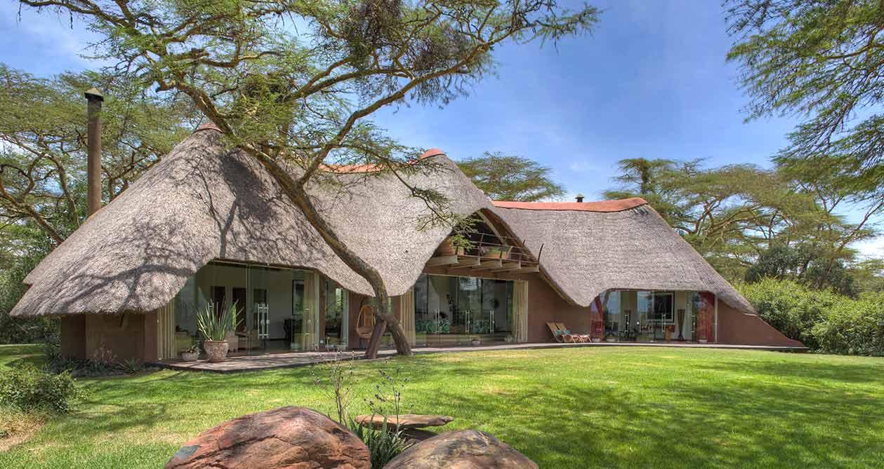 Solio Lodge View