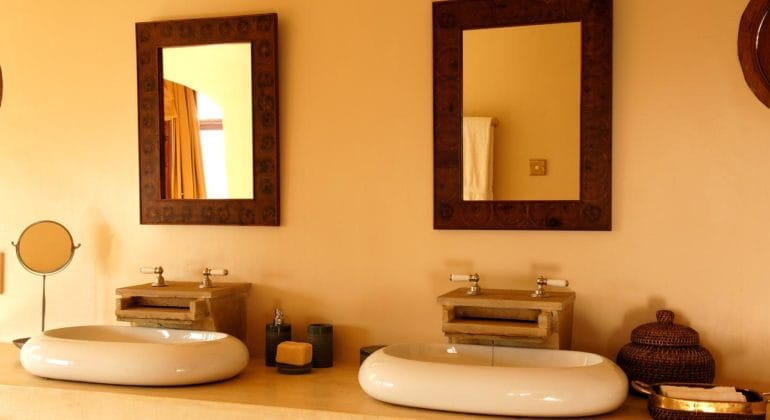 The Sanctuary At Ol Lentille Bathroom