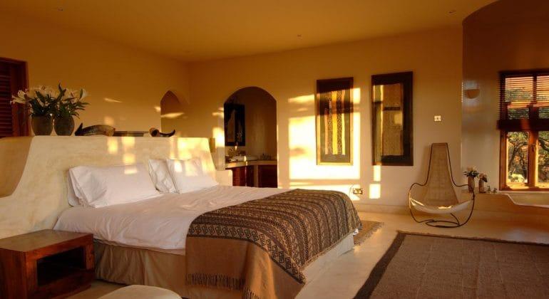 The Sanctuary At Ol Lentille Bedroom